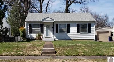 Paducah Single Family Home For Sale: 2429 Madison St