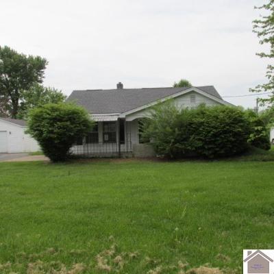 Ballard County Single Family Home Contract Recd - See Rmrks: 805 Ky Ave