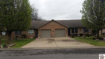 Paducah Multi Family Home For Sale: 3321-3323 River Oaks Blvd.