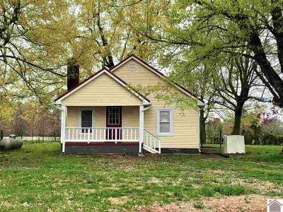Marshall County Single Family Home Contract Recd - See Rmrks: 4844 Wadesboro Rd S