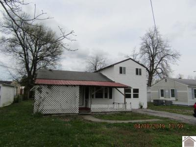 McCracken County Single Family Home For Sale: 114 Reed Street