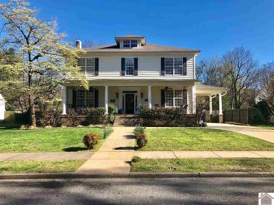Paducah Single Family Home Contract Recd - See Rmrks: 3250 Madison Street
