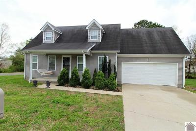 Benton Single Family Home Contract Recd - See Rmrks: 13 Ashley Dr
