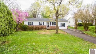 Paducah Single Family Home Contract Recd - See Rmrks: 3636 Brighton Cove