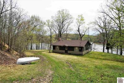 Princeton, Eddyville, Kuttawa, Cadiz Single Family Home Contract Recd - See Rmrks: 1903 Parkersville Rd.
