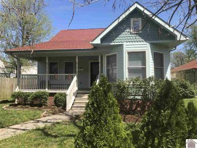 Paducah Single Family Home For Sale: 524 North 7th Street