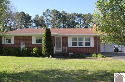 Paducah Single Family Home For Sale: 131 Lakeside Drive