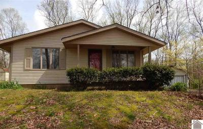 Benton KY Single Family Home For Sale: $139,999