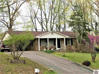 Princeton, Eddyville, Kuttawa, Cadiz Single Family Home For Sale: 515 Magnolia Dr.