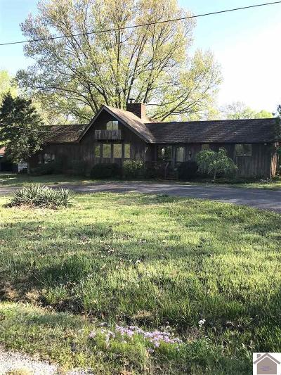 Calloway County, Marshall County Single Family Home Contract Recd - See Rmrks: 159 Kenwood