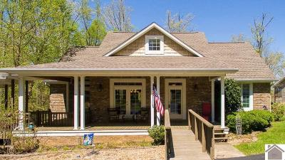 Benton Single Family Home For Sale: 380 Hickory Hill Lane