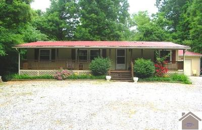 Eddyville Manufactured Home For Sale: 305 Mobile