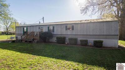 Paducah Manufactured Home For Sale: 280 Jacobs Lane