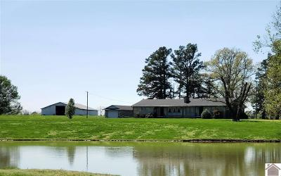 Graves County Single Family Home Contract Recd - See Rmrks: 1305 St Rt 1283