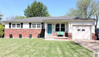 Paducah Single Family Home Contract Recd - See Rmrks: 3757 Ramona Dr