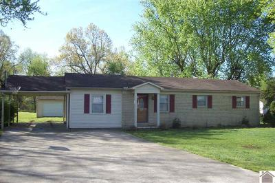 Graves County Single Family Home Contract Recd - See Rmrks: 51 Southern Heights
