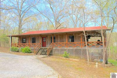 Cadiz KY Single Family Home For Sale: $194,900