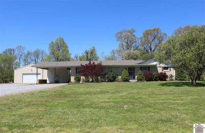 Mayfield Single Family Home Contract Recd - See Rmrks: 3899 State Route 45 South