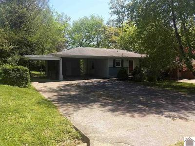 Marshall County Single Family Home Contract Recd - See Rmrks: 559 Cypress Street