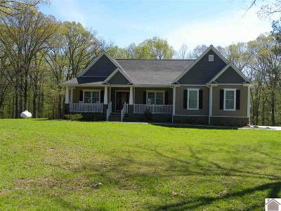 Calloway County, Marshall County Single Family Home For Sale: 100 Amber Cole Ct.