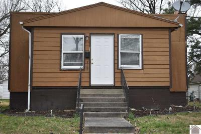 Single Family Home For Sale: 2105 Monroe St.