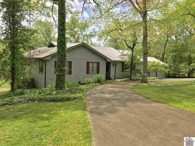 Calloway County Single Family Home Contract Recd - See Rmrks: 410 Oakcrest Dr