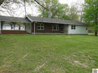 Graves County Single Family Home Contract Recd - See Rmrks: 139 W State Route 348