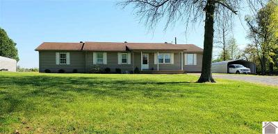 Mayfield Single Family Home Contract Recd - See Rmrks: 802 Old Dublin Rd