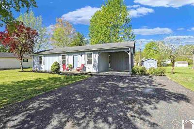 Murray Single Family Home Contract Recd - See Rmrks: 1708 Ridgewood
