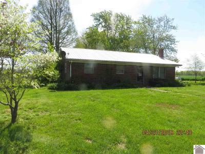 Ballard County Single Family Home Contract Recd - See Rmrks: 456 North Ballard Church Road