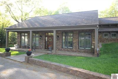 Paducah Single Family Home For Sale: 1285 Hedge Lane