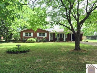 Murray Single Family Home Contract Recd - See Rmrks: 1219 Dogwood