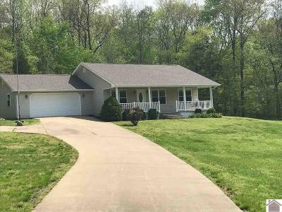 Cadiz Single Family Home For Sale: 50 Cunningham Lane