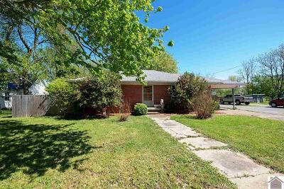 Fancy Farm Single Family Home Contract Recd - See Rmrks: 10442 St Rt 80 W