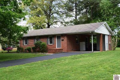 Murray Single Family Home Contract Recd - See Rmrks: 515 Shady Lane