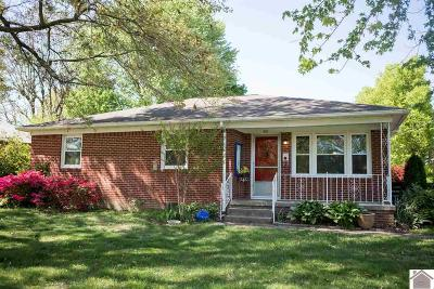 Mayfield Single Family Home Contract Recd - See Rmrks: 301 Macedonia