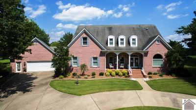 Graves County Single Family Home For Sale: 214 Golf Cart Drive