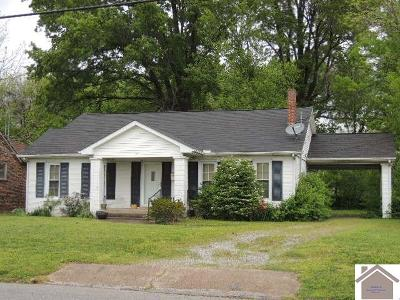 Mayfield Single Family Home Contract Recd - See Rmrks: 227 W Farthing