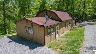 Calloway County, Marshall County Single Family Home For Sale: 6 Kit Carson