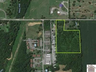 Calloway County Residential Lots & Land For Sale: 1612 North 16th Street