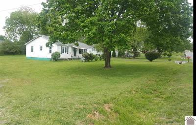 Christian Co KY Single Family Home Contract Recd - See Rmrks: $90,000