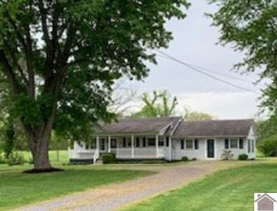 Mayfield Single Family Home Contract Recd - See Rmrks: 6970 S State Route 45