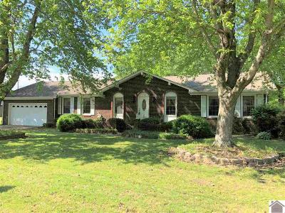 Murray Single Family Home Contract Recd - See Rmrks: 1712 Plainview