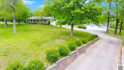 Paducah Single Family Home For Sale: 1240 South Friendship Road