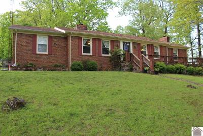 Kuttawa Single Family Home Contract Recd - See Rmrks: 411 Redbud Drive