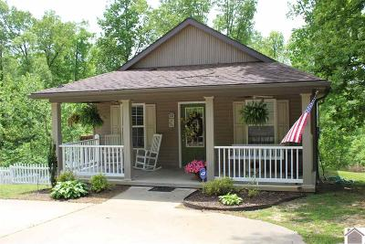 Eddyville Single Family Home For Sale: 55 Jennifer Lane