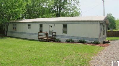 Manufactured Home Contract Recd - See Rmrks: 2821 Hwy 818 N