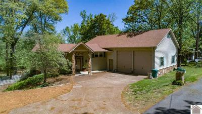 Caldwell County, Calloway County, Livingston County, Marshall County, Trigg County Single Family Home For Sale: 649 Lakeway