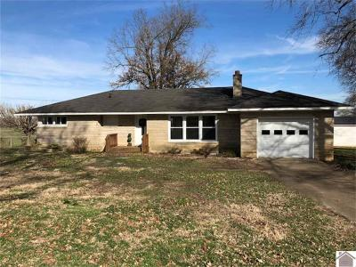 Hardin Single Family Home For Sale: 4083 Murray Highway