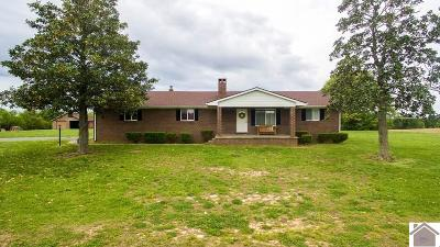 Paducah Single Family Home Contract Recd - See Rmrks: 6760 Old Calvert City Road